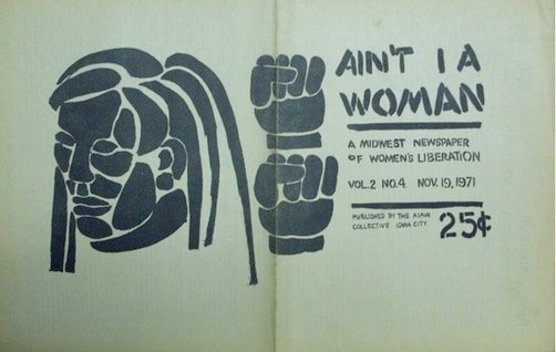 clenched fist women's movement