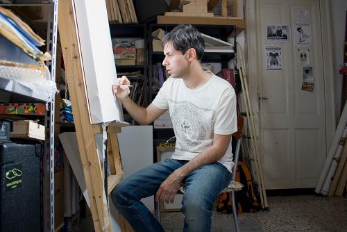 atelier artist 108 obey alain grillo